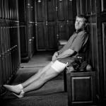 John Daly Showing Some Leg