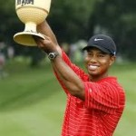 Surprise, Surprise..Tiger Commits to Bridgestone