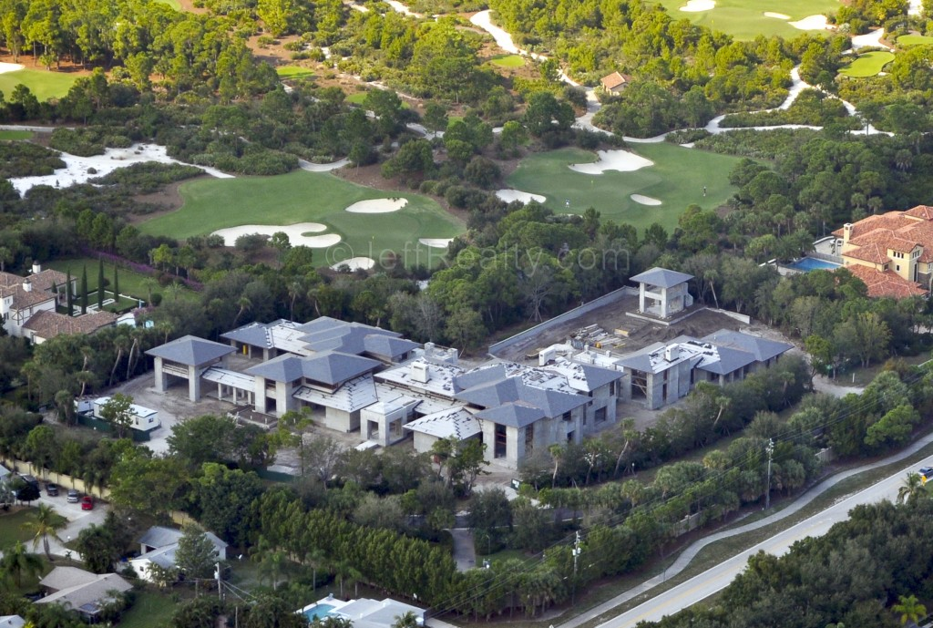 tiger woods vs  michael jordan  who has the best new house