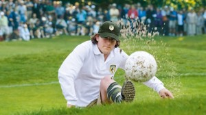 Sand Shot FootGolf