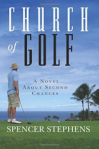 Golf Book Review:  Church of Golf: A Novel of Second Chances