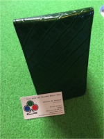 Yardage Book Holder in Augusta Green from Ace of Clubs