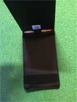 Ace of Clubs Golf Company Yardage Book Holder