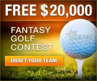 Draft Kings golf