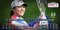 Lydia Ko wins Evian Championship to become youngest major champion in LPGA history