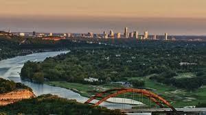 Penny backer Bridge and Austin Country Club (AustinCountryClub.com)