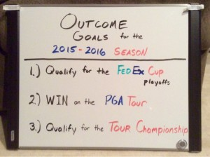 Peter Malnati Outcome Goals via PeterMilanti.Blogspot.com