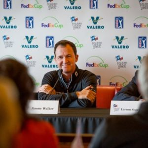 VTO Defending Champion Jimmy Walker