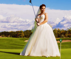 golf on your honeymoon